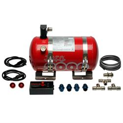 Lifeline Zero 2000 FIA 4.0 ltr Electric System
